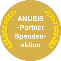 ANUBIS-Partner Spendenaktion